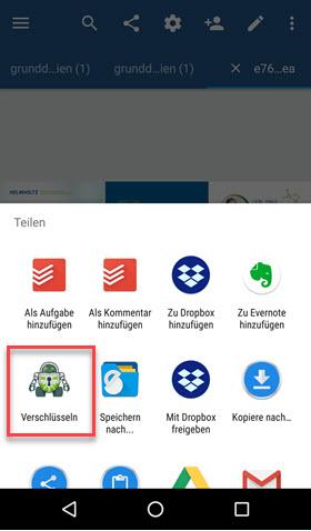 Smartphone: SD-Karte mit verschlüsselten Bereichen anlegen – Digital Cleaning