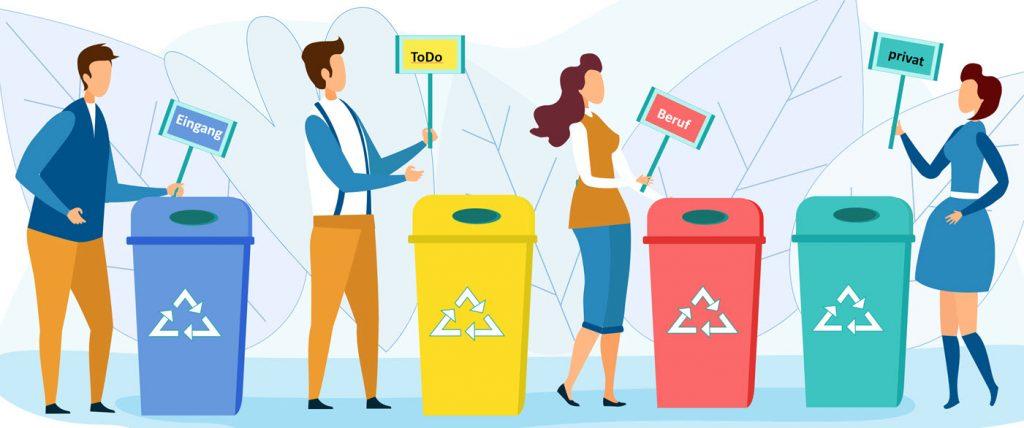 Mit Markdown ein robustes System für Notizen realisieren, Teil 2 – Digital Cleaning